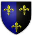 Reputed arms of Gwent